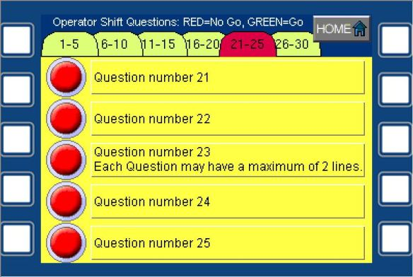 Drill Operator Questions 5