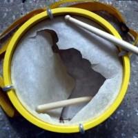 tambor roto