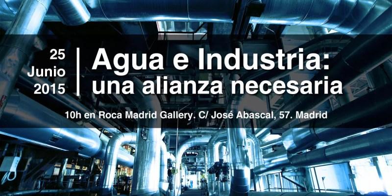 Agua e Industria iAgua