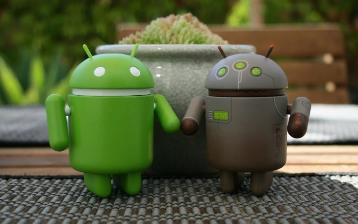 androides a pares