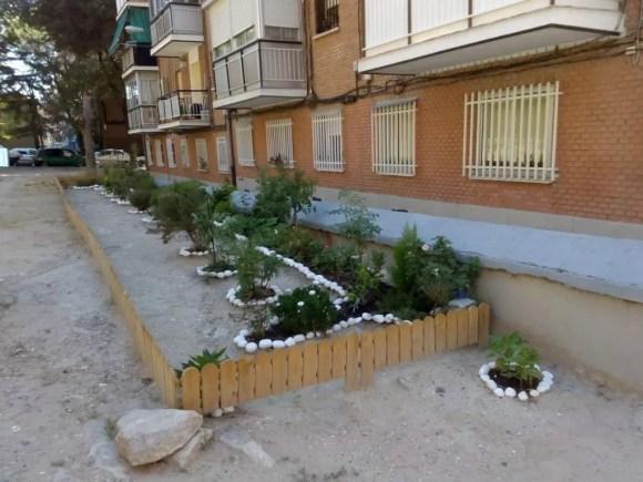 jardin popular