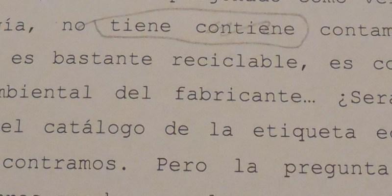 Erratas corregidas en libro autopublicado en Amazon