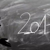 Balance bloguero del año 2017