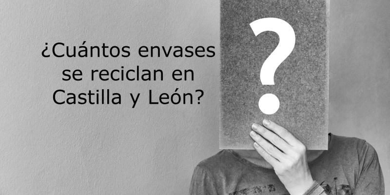 ¿Cuántos envases se reciclan en Castilla y León?