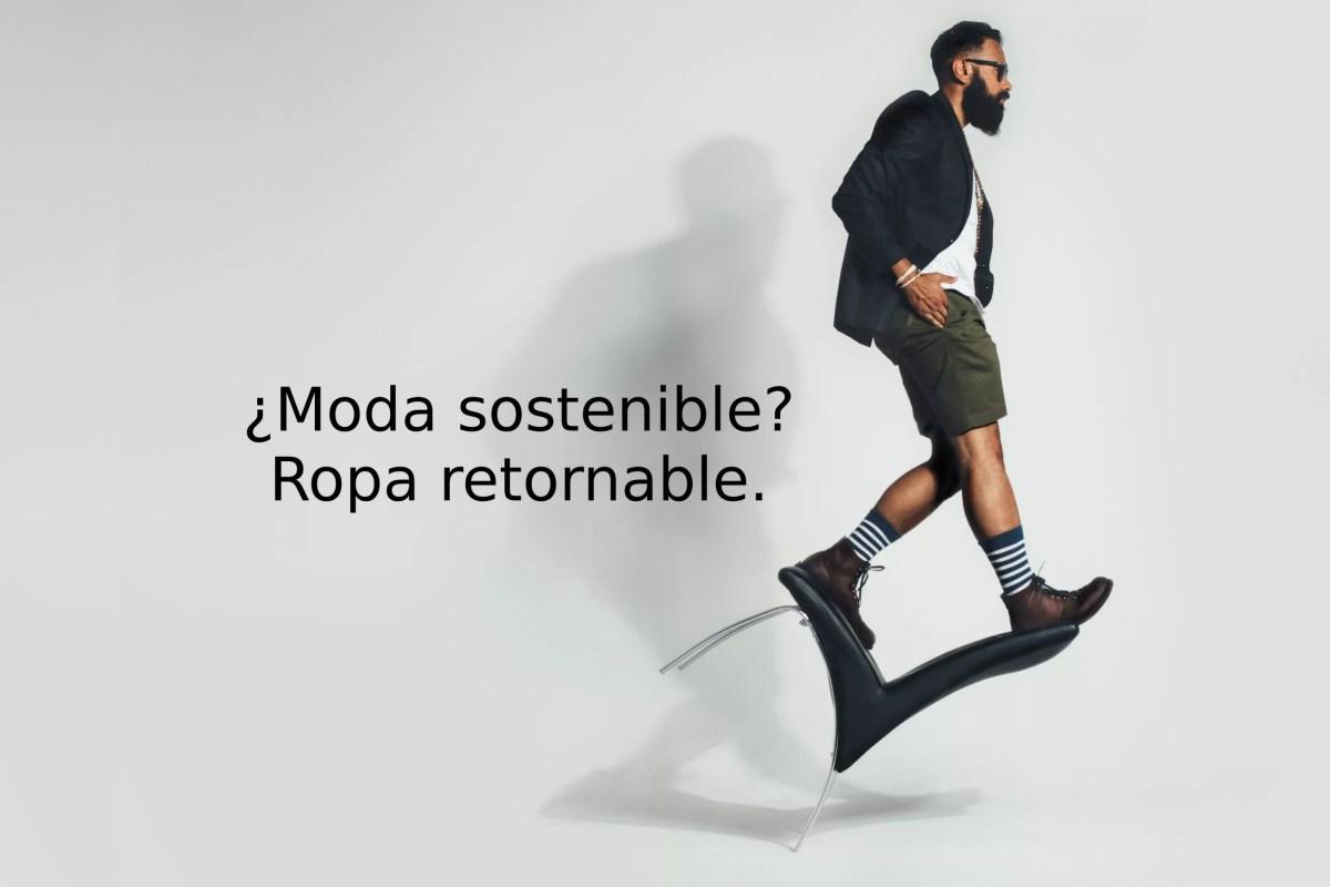 45ddd63004 ¿Moda sostenible  Ropa retornable. – productor de sostenibilidad