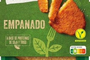 seitan empanado vegano
