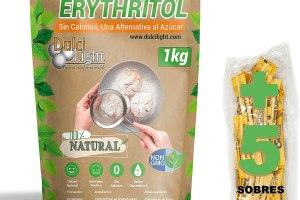 eritritol alternativa azúcar