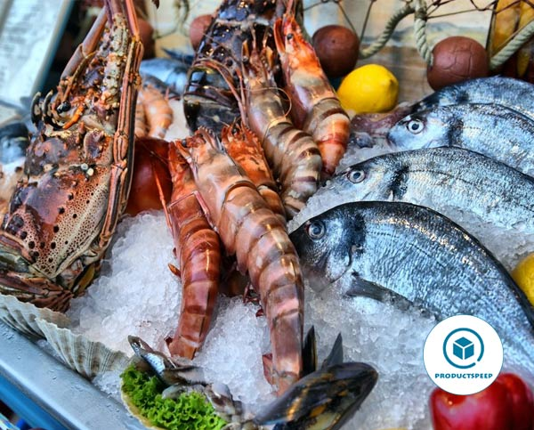 Seafood - Food for keto dieters