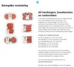Advertentie terugroepactie AH hamburgers, braadworsten en rundervinken