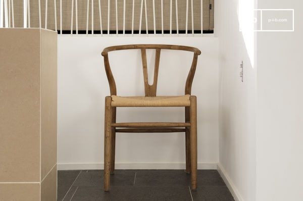 chaise scandinave mantta