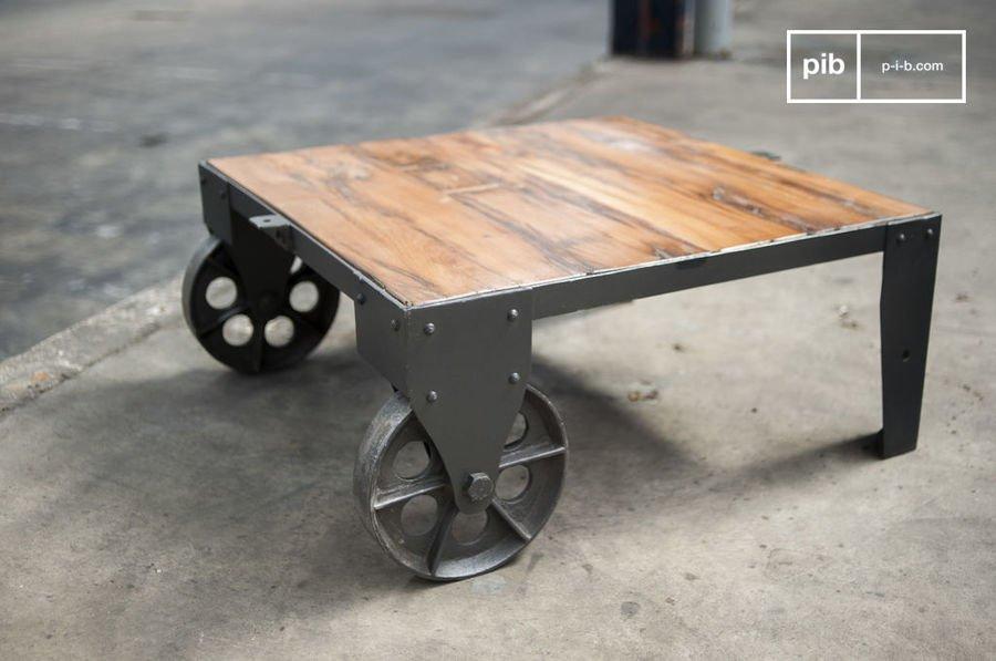 meuble loft le style industriel de la