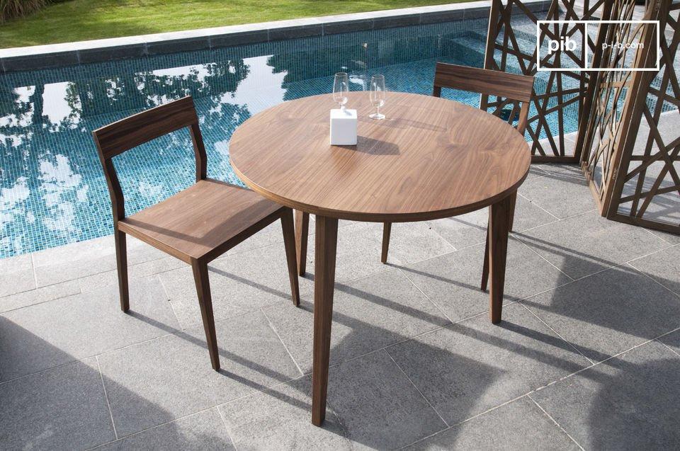 table ronde noten