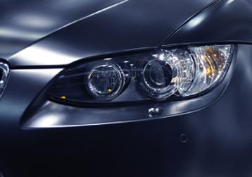 Réparation des optiques de phares