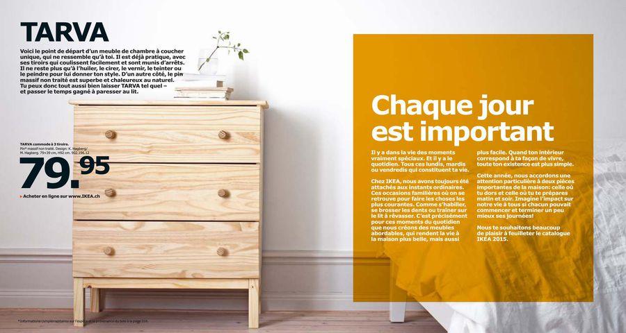 seite 86 von ikea suisse catalogue 2015 francais