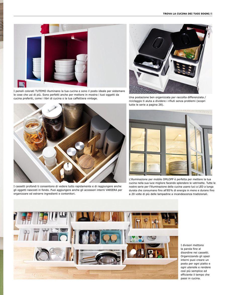 Ecologia, innovazione, rispetto per l'ambiente e personalizzazione. Seite 5 Von Cucine Ikea Guida All Acquisto 2014 Italienisch