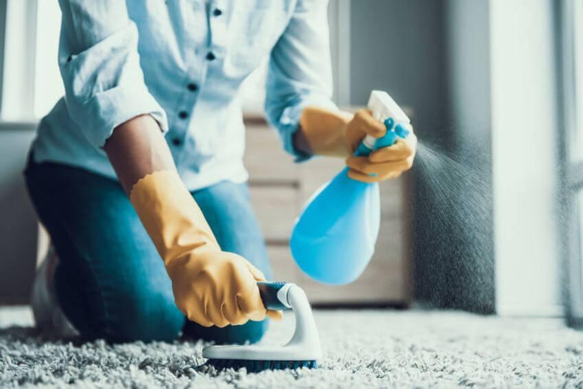 antistatisches spray teppich