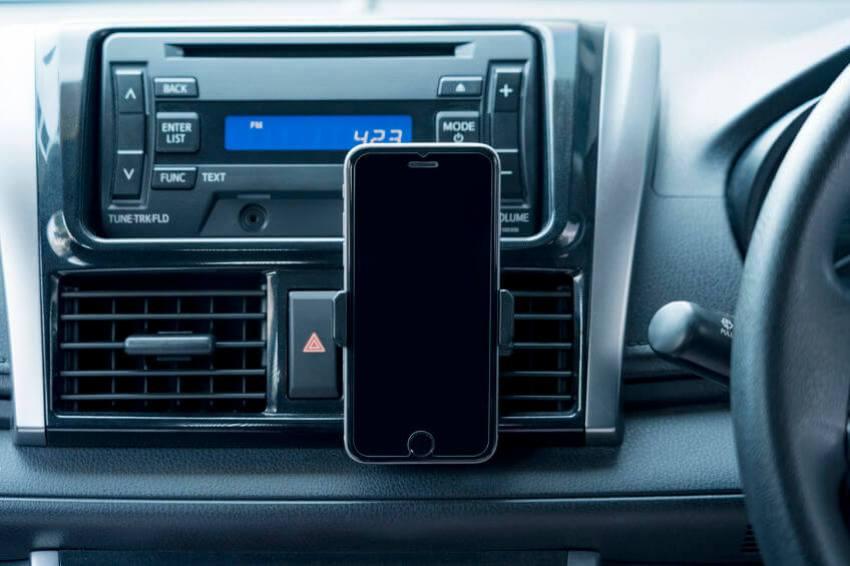 smartphone halterung auto