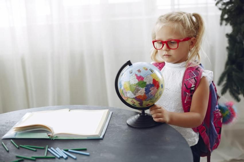 kinderglobus test