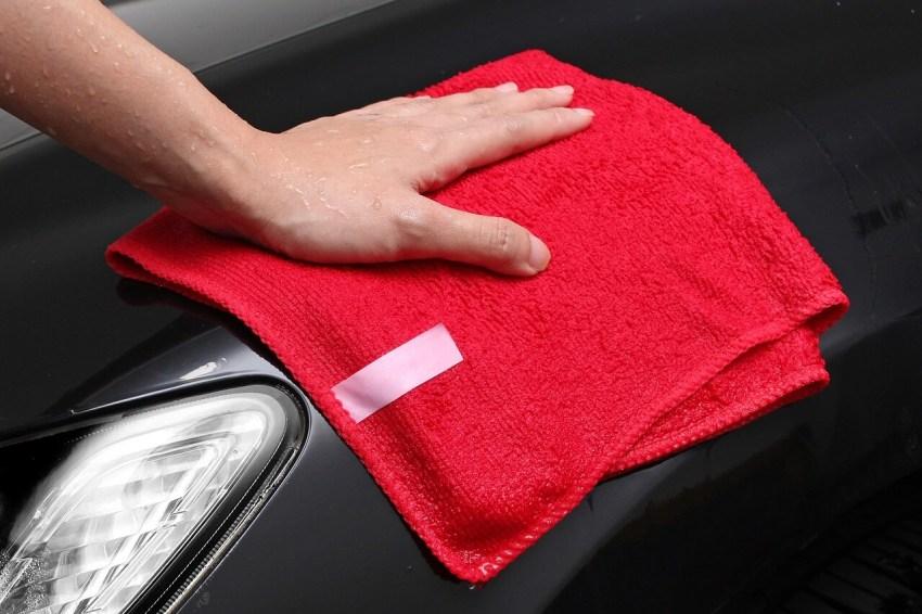 mikrofasertuch autopflege