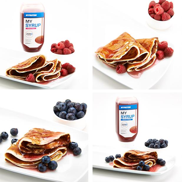 Pancake myprotein