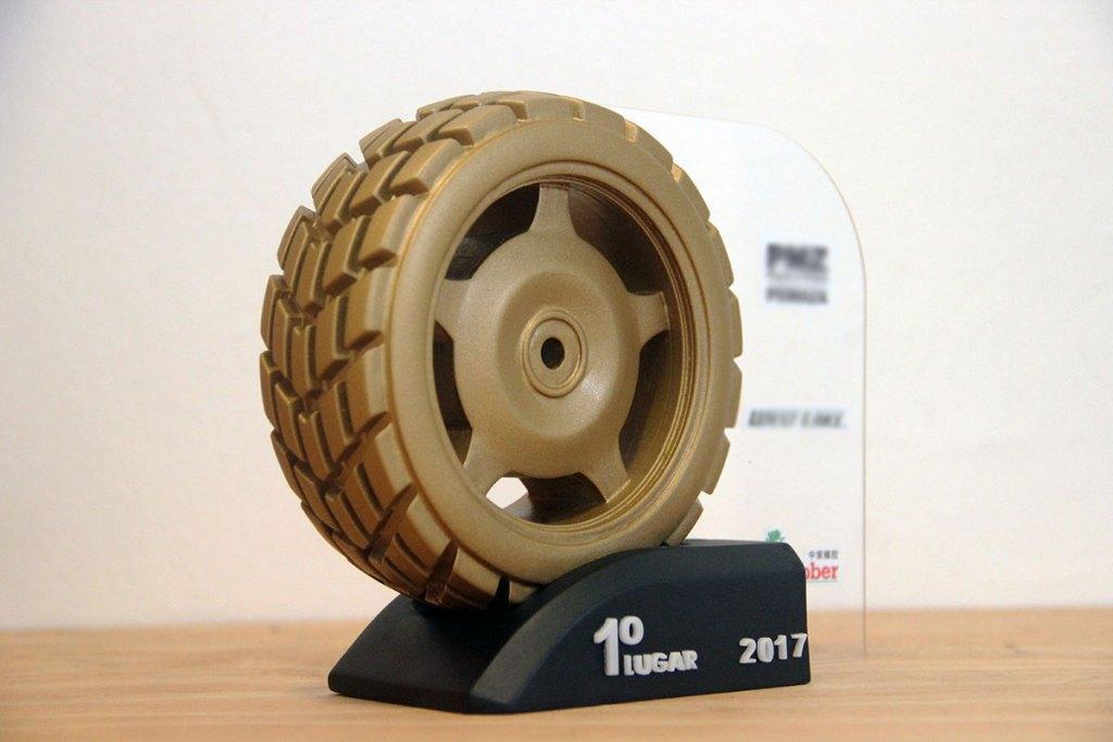 trofeu rubber produtos promocionais