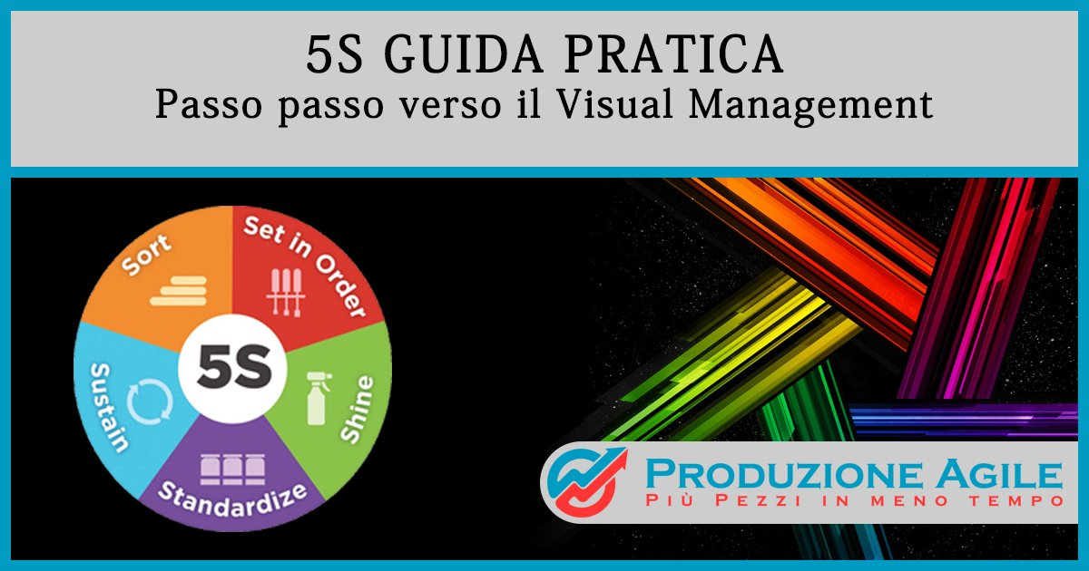 5S visual management
