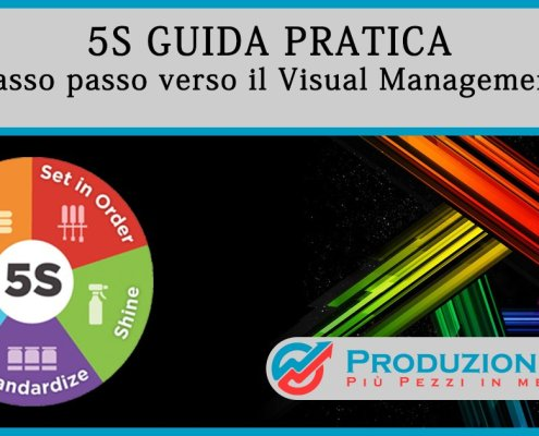 5S visual management