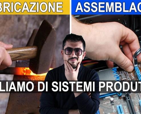 I sistemi produttivi | Federico Barucca