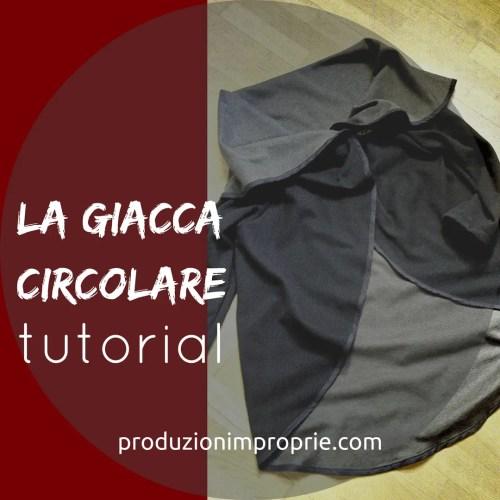 giacca circolare