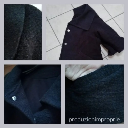 cappotto hand made