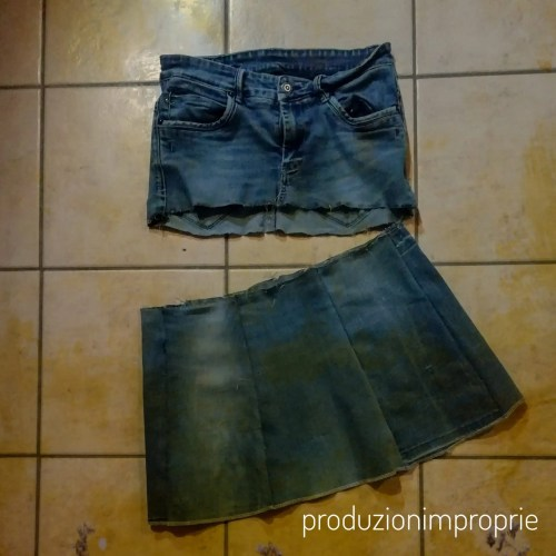 eco gonna jeans