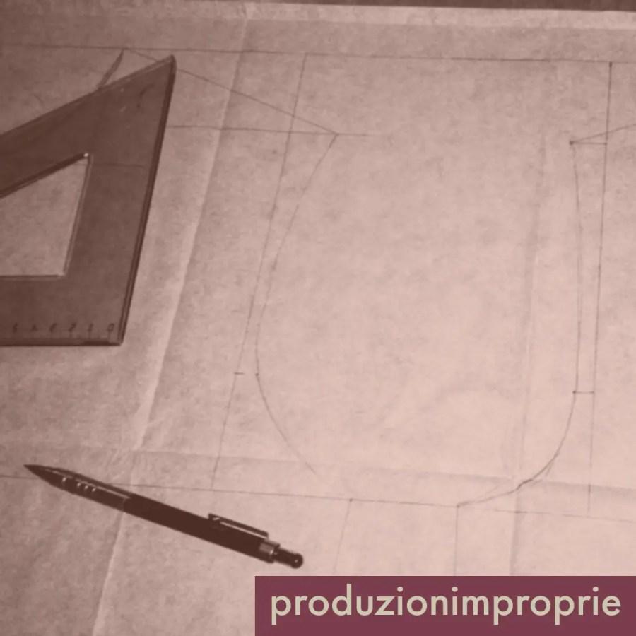 disegnare i cartamodelli