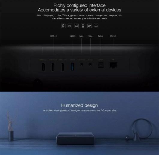 Xiaomi Mi Laser 4К