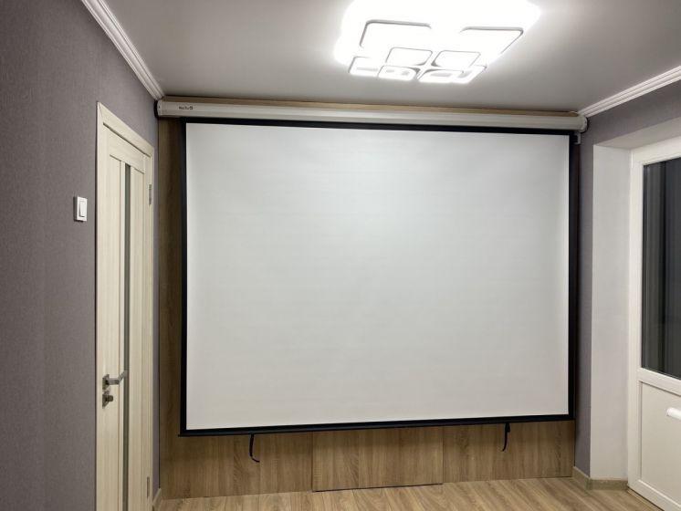 Как правильно чистить экран проектора?