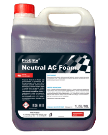 Neutral AC Foam