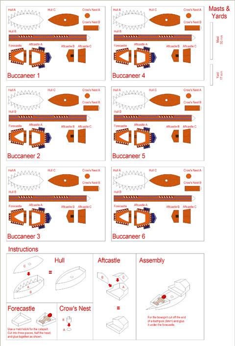 Construction Sheet