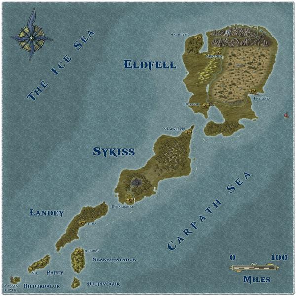 The Ice Isles
