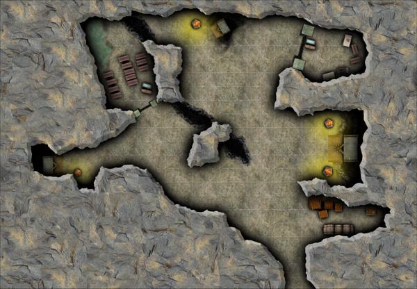 Slave Mines of Ezrith
