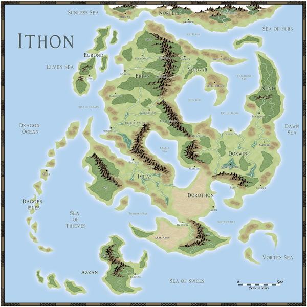 Ithon