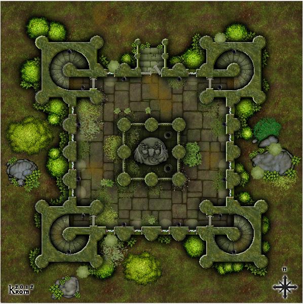 Temple Of The Snakemen