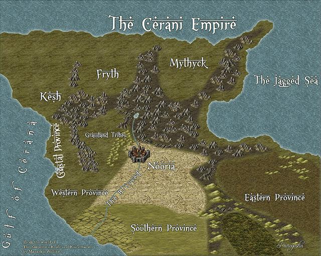 Cerani Empire