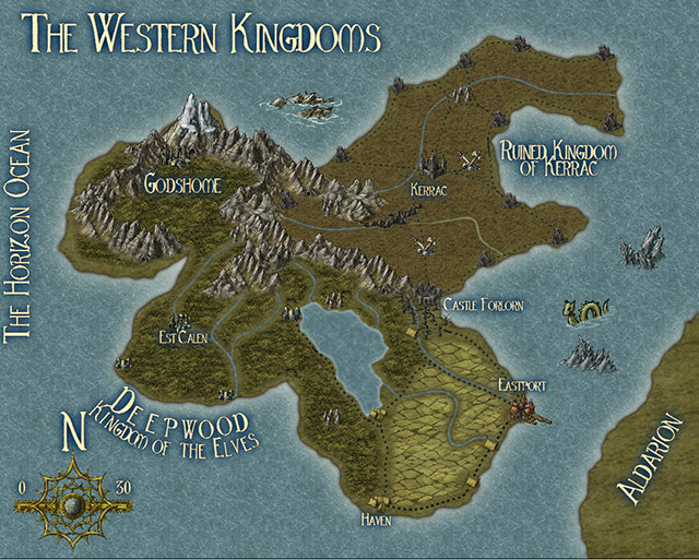 The Western Kingdoms
