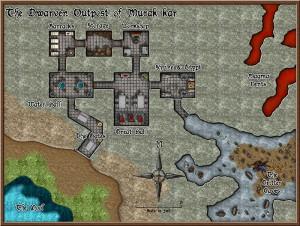 Dwarven Outpost