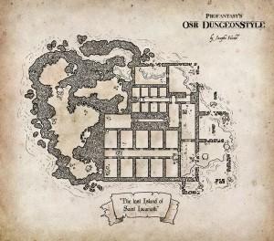OSR Dungeon