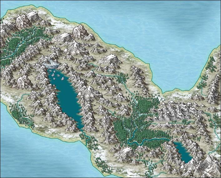 White Wolf Island