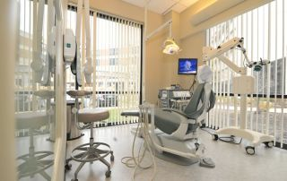 Professional Endodontics Procedure Room