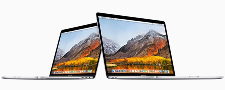 Apple soluciona el bajo rendimiento del nuevo MacBook Pro 2018 con una actualización de firmware