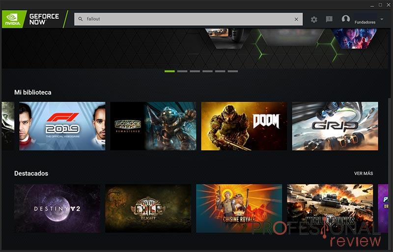 GeForce Now Windows