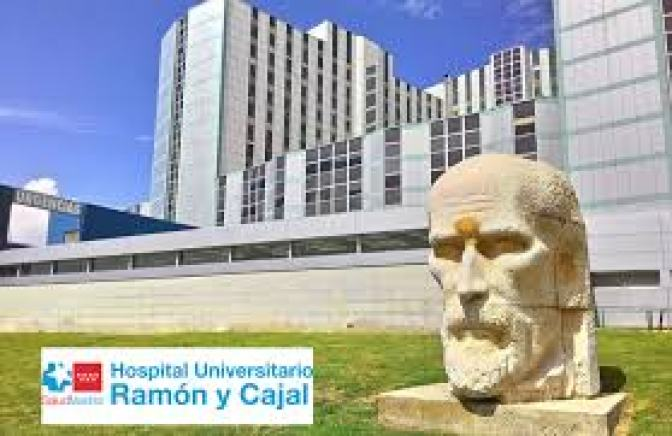 Hospital Ramón y Cajal. Madrid