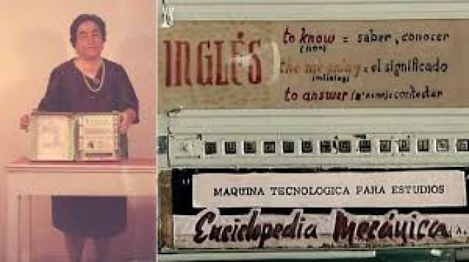 Enciclopedia Mecánica, Doña Angelita